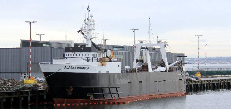 F/T Alaska Warrior